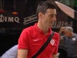 San Mamés vuelve a vivir un partido de Champions 16 años después