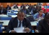 RTG - Audition des Directeurs généraux de Gabon 24 et Gabon1èreàl'Assemblée nationalepar la commission de l'Information et des technologies numériques