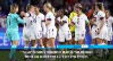 FOOTBALL: FIFA Women's World Cup: Fast Match Report - Sweden 0-2 USA