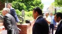 Azerbaycan ve Ermenistan dışişleri bakanları Dağlık Karabağ sorununu görüştü - WASHİNGTON
