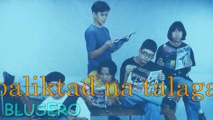 Blusero - Baliktad Na (Lyrics Video)