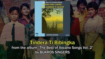 Bukros Singers - Tindera Ti Bibingka (Lyrics Video)