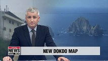 Newly discovered map allegedly refutes Japan's claims to Dokdo
