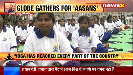 International Yoga Day: PM Narendra Modi explains heart care awareness and Yoga