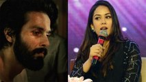 Mira Rajput cute comment on Shahid Kapoor's Kabir Singh   FilmiBeat