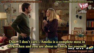 Luisita and Amelia Part 488 w english sub