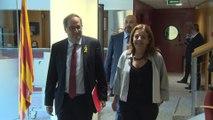 Torra avisa Sánchez que Fiscalía puede incidir en libertad presos