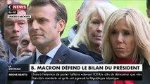 Ecoutez l'essentiel des confessions de Brigitte Macron sur RTL qui parle de son mari, d'Alexandre Benalla ou encore des Gilets Jaunes