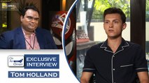 Tom Holland Ft. Omair Alavi - On Air With Omair Interview with Tom Holland Spiderman
