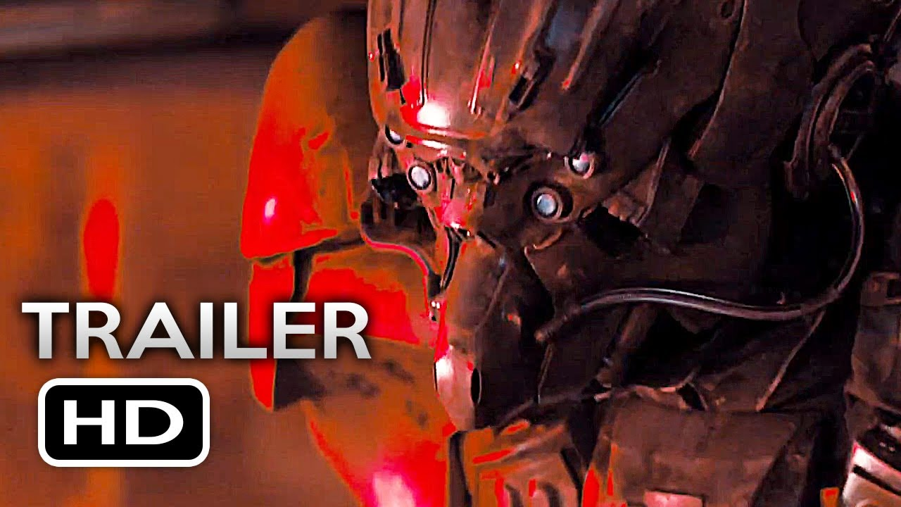 CAPTIVE STATE Official Trailer 3 (2019) John Goodman, Vera Farmiga Sci-Fi Thriller Movie HD