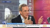 """Thierry Mariani dénonce """"l'hypocrisie des dirigeants de droite"""" qui font """"la danse du ventre"""" aux électeurs RN"""