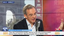 """Sur l'immigration, Thierry Mariani souhaite que les demandes soient traitées """"à l'extérieur des frontières"""""""