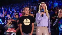 Do these fans know their WWE nicknames-- SmackDown Exclusive, June 18, 2019