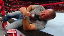 Drew McIntyre helps Shane McMahon out of the arena- Raw Exclusive, June 17, 2019