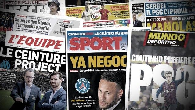 Le PSG se bouge pour Sergej Milinković-Savić, Jesse Lingard en pleine tempête médiatique