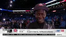 Bol Bol Selected 44th Overall by Miami Heat - 2019 NBA Draft