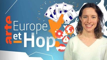 Partie de poker au Conseil européen - Europe et hop | ARTE