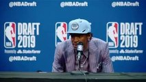Ja Morant Press Conference - NBA Draft 2019