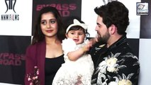 Neil Nitin Mukesh With His Cute Daughter Nurvi