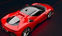 VÍDEO: Ferrari SF90 Stradale, así funciona su sistema híbrido
