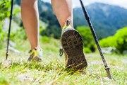 Trail: Sollten Stöcke verwendet werden?