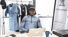 Mohamed Gassama, ce jeune guinéen qui a créé la tenue du Syli...