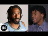 Ja Morant reacts to the Mike Conley trade, says his dad was his original 'hater' - The Jump