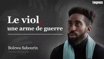 Bolewa Sabourin, le chorégraphe qui aide les femmes violées à se reconstruire
