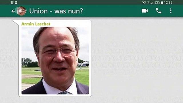 Toll! Schlaubi-Schlumpf rettet die CDU