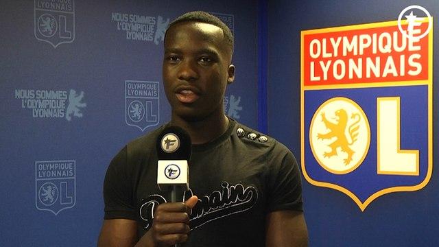 Héritier Deyonge : « je me vois réussir à l'OL »