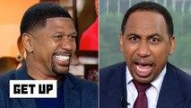 Stephen A. has a meltdown over Jalen Rose's advice to Knicks fans - Get Up