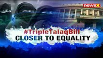 Triple talaq bill closer to equality