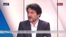 ADP: « Il y a une instrumentalisation d'une partie des Républicains », juge Erwan Balanant (MoDem)