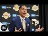Did Rob Pelinka ignore the Lakers' capologists in the Anthony Davis trade? - The Jump