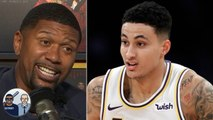 The Lakers don't just have LeBron and AD, they also have Kyle Kuzma- - Jalen Rose - Jalen - Jacoby