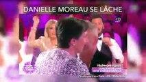 TPMP : Danielle Moreau se lâche complètement et embrasse un invité ! (vidéo)