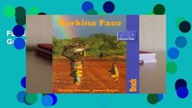 Full E-book Burkina Faso: The Bradt Travel Guide  For Kindle