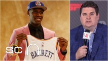 Knicks think RJ Barrett will be a star player in the NBA – Brian Windhorst - SC with SVP