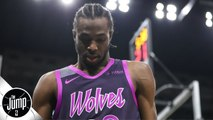 It's easier to trade Andrew Wiggins than Chris Paul - Ramona Shelburne - The Jump
