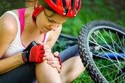 Nach einer Verletzung zurück auf's Rad