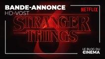 STRANGER THINGS - Saison 3 : bande-annonce finale [HD-VOST]
