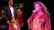 Beyonce Is A Regular Mom, Drops Kids To School, Attends Teacher Meetings!