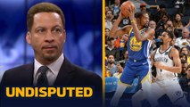 Knicks, Nets or Warriors? Chris Broussard discusses where Kevin Durant should go - NBA -