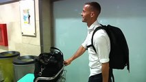 Canales ya está en Sevilla para firmar por el Betis