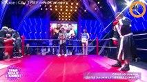 Le combat de boxe entre  Cyril Hanouna et Benjamin  Castaldi vire à l'humiliation