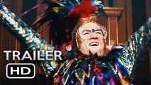 ROCKETMAN Trailer 3 (2019) Taron Egerton, Elton John Biopic Movie HD