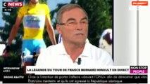 Morandini Live : Bernard Hinault en a assez qu'on associe le cyclisme au dopage (vidéo)