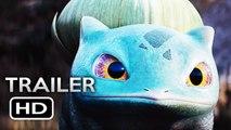POKEMON DETECTIVE PIKACHU Official Trailer 2 (2019) Ryan Reynolds Live-Action Pokmon Movie HD