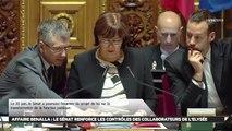affaire benalla : le sénat renforce les contrôles des collaborateurs de l'élysée - Les matins du Sénat (21/06/2019)
