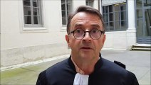 Avocat de la défense : Maître Michel Jallot